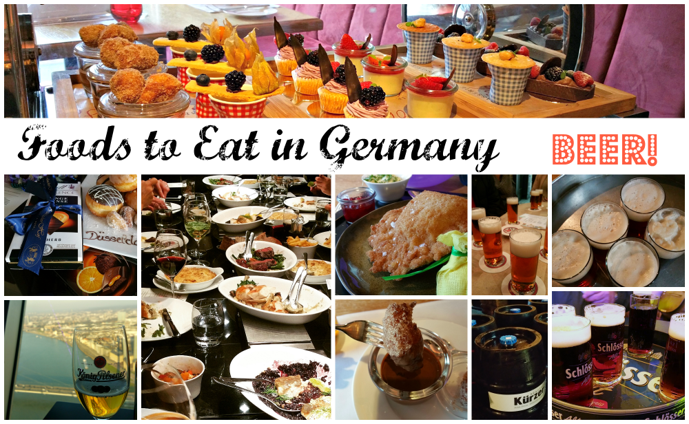 Food to eat in germany