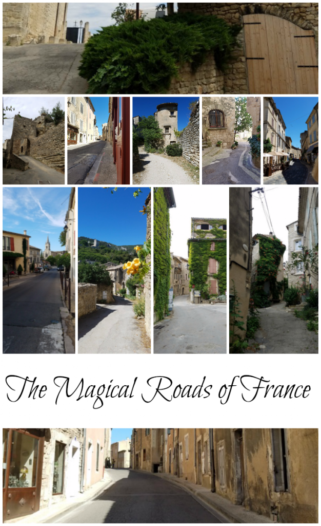 Magical Roads of France